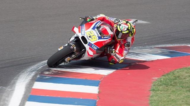 Andrea Iannone Lorenzo Will Join to Ducati - MotoGP Austin 2016