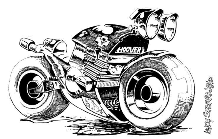 Scurt istoric al Streetfighter-ului, cu mentiuni speciale pentru motocicleta Kawasaki Z650