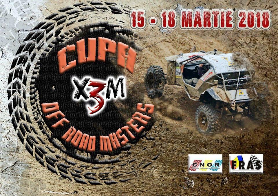 Cupa Offroad Masters X3M Valcea