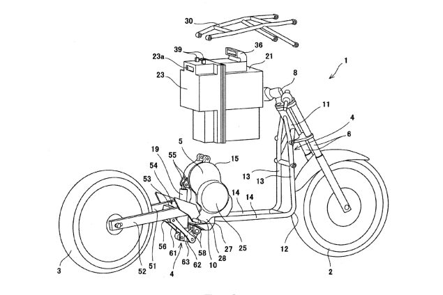 Kawasaki-electric-motorcycle-patent-application-03