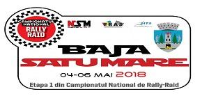 Raliul Baja Satu Mare 2018