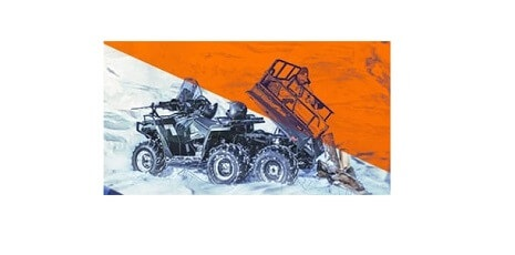 Intretinerea ATV-ului iarna