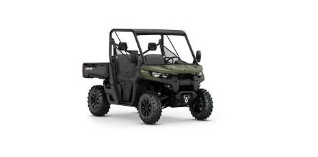 Review Can-Am Traxter PRO HD8 T Green '20
