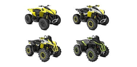Review Can-Am Renegade 2020