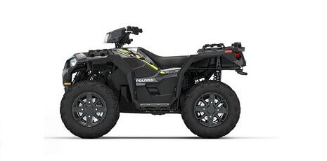 Line-up ATV Polaris 2021