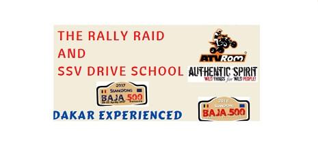 Scoala de Rally Raid si Scoala de condus ATV/SSV