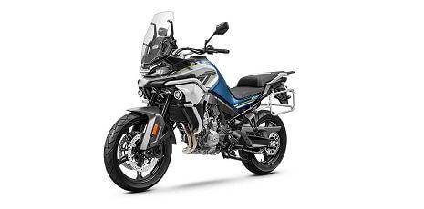 CFMOTO a dezvaluit gama de motociclete adventure 800MT
